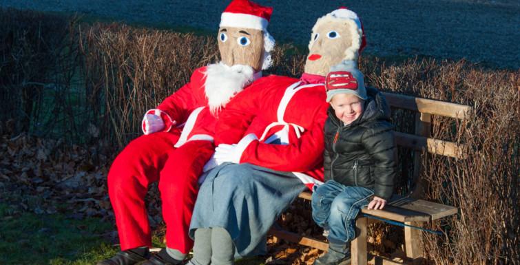 Julehygge i Mikrohallen 2. dec. 2018 kl. 14.00